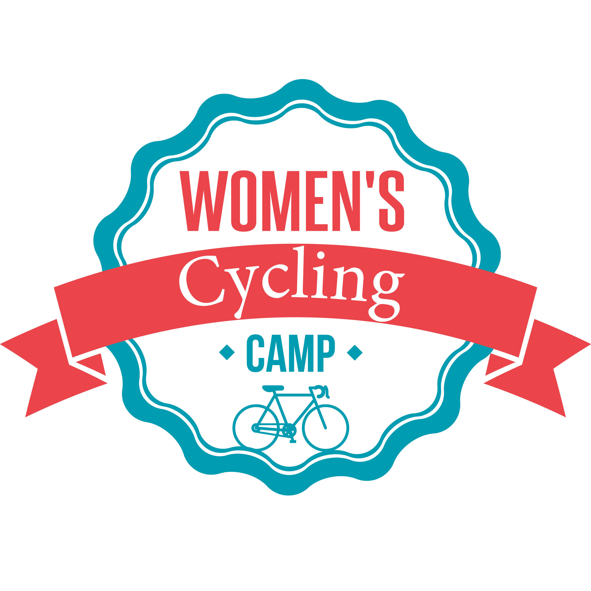 Women's Cycling Camp Logo